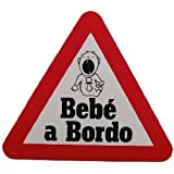 Carlin{a Adhesivo Beb{ bordo