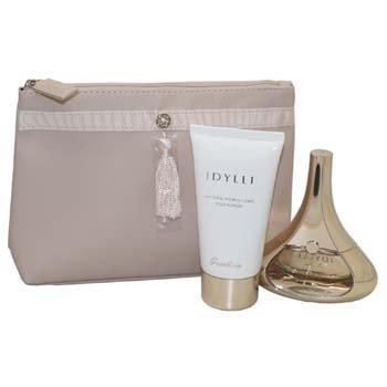Guerlain Idylle Fragrance 3 Piece Gift Set for Women