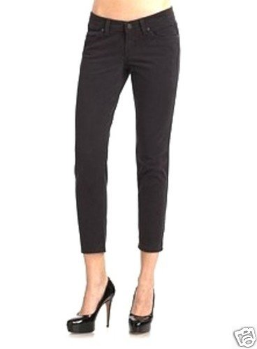 Skinny Crop Pants - 4