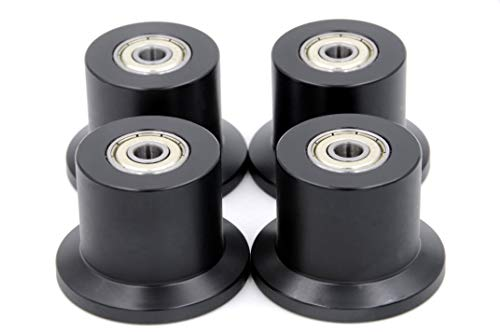 Made in USA 15 Year Breakage Warranty Free 2-3 Day USPS S/H Strongest Wheels for Total Gym Models: Most XL, All XLS, and Some 3000 XL, All FIT. Set of 4 - Xls Model