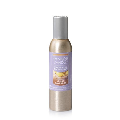 Yankee Candle Lemon Lavender Concentrated Room Spray, Fresh