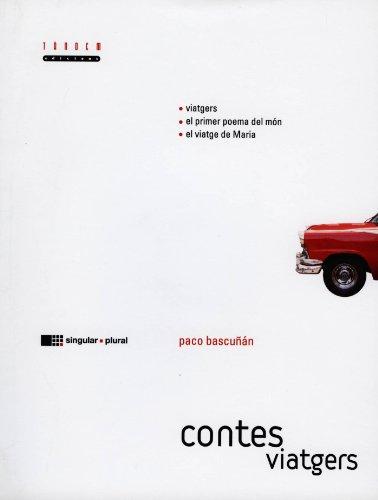 Descargar Libro Contes Viatgers Paco Bascuñan Rams