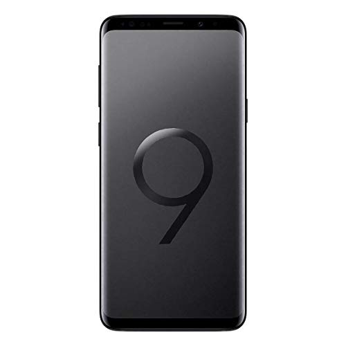 """Samsung Galaxy S9 (SM-G960F/DS) 4GB / 64GB 5.8-inches LTE Dual SIM (GSM Only, No CDMA) Factory Unlocked - International Stock No Warranty (Midnight Black, Phone Only)"""