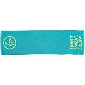 Zumba Glow Fitness Towel