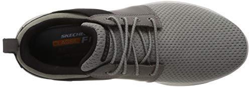 Zapatillas brant Gris Para Hombre Delson Gry grey Skechers wpgqCn