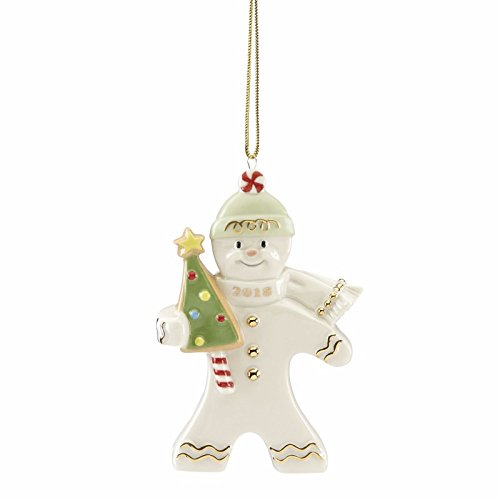 Lenox 2018 Gingerbread Greetings ()