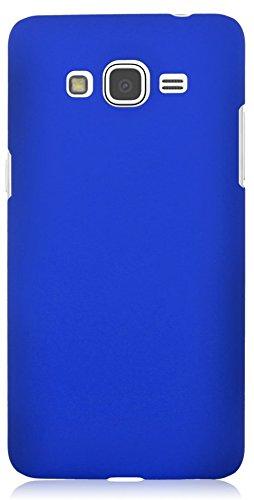 newest 2fa8e cb654 SDO Matte Finish Back Cover For Samsung Galaxy On 7 Pro / On 7- Blue +  Clear Screen Guard + Micro Usb Otg Cable + Touch Screen Pen Style Stylus +  Nano ...