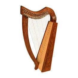Pixie Harp with 19 DuPont Hard Nylon Strings