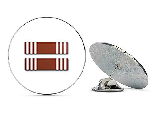 Veteran Pins US Army Good Conduct Medal Ribbon Metal 0.75