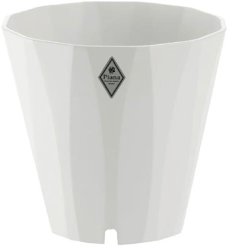 リッチェル ピアーナ ポット20型 ホワイト(W)