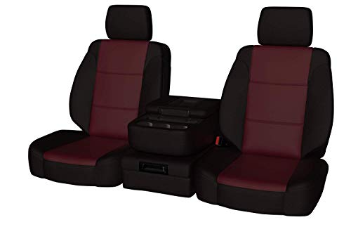 Custom ShearComfort Waterproof Cordura Seat Covers for 2017 Ford F150 - Compatible...