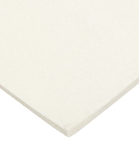 Small Parts Grade S2-24 Pressed Wool Felt Sheet, White, M...