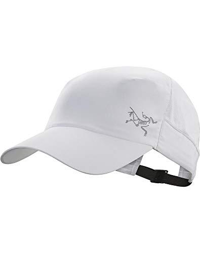Patagonia Womens Hat - Arc'teryx Calvus Cap (White, Small