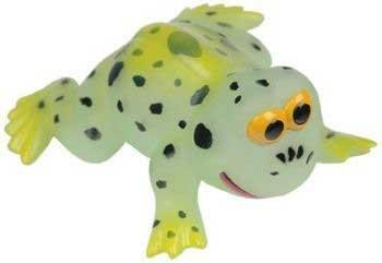 Vo Toy Vinyl - Vinyl Glow N Throw Frog 5