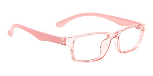 modesoda Rectangle Eyeglasses Glasses Frame for Kids Boys - Prescription Glasses Accessories