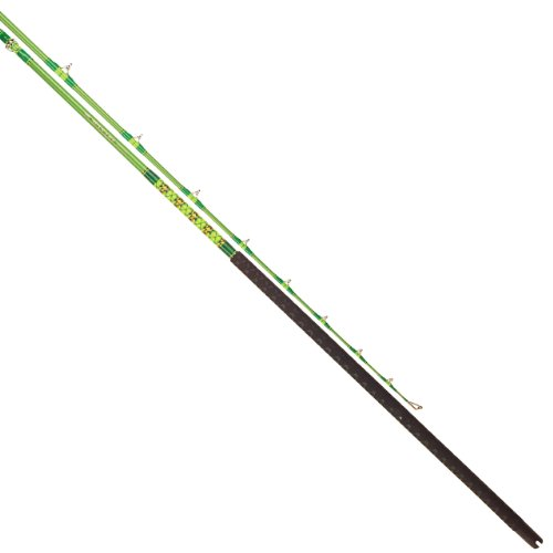 Tica JCLA80601C Traditional Jigging Fishing Rod (8-Feet, 1-Piece, 30-60-Pound)