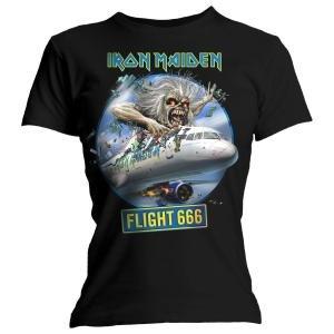 Tshirt Flight 666 Size S
