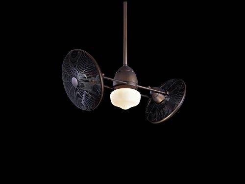 """Minka Aire F402-ORB Gyro Wet Bronze Outdoor 42"""" Ceiling Fan"""
