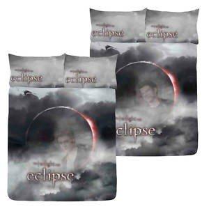 Ensemble De Literie Reversible Twilight Eclipse Pour Enfant