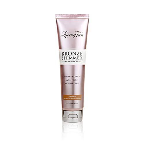 Loving Tan Bronze Shimmer Luminous Cream - Medium
