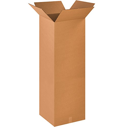48in Box (Boxes Fast BF181848 Tall Cardboard Boxes, 18