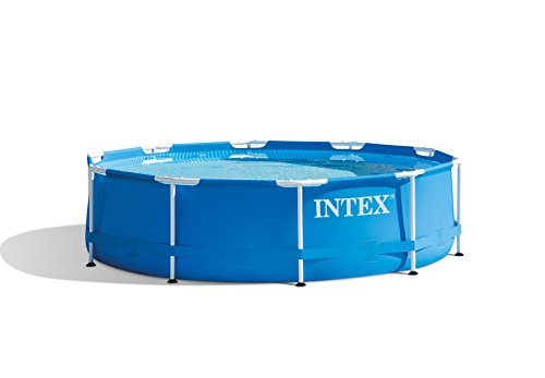 Intex Metal Pool Frame, 10-Feet x 30-Inch