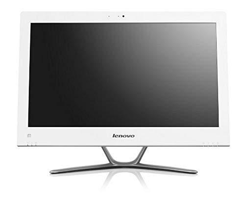 Lenovo C340 20-inch All-in-One Desktop PC – (White) (Intel Pentium G2020 3.0GHz Processor, 4GB RAM, 1TB HDD, DVDRW, LAN…
