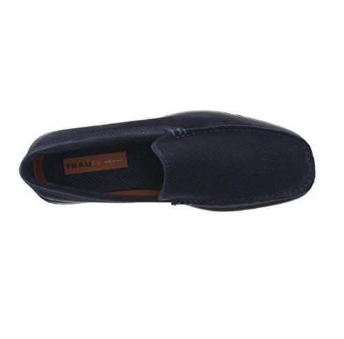 azules extra 14C4 única zapatos holgazanes hombre FX Blu luz FRAU q47RWOR