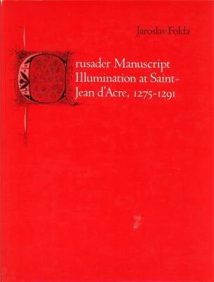 (Crusader Manuscript Illumination at Saint-Jean d'Acre,)