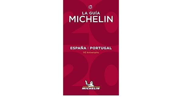 La guía Michelin España & Portugal : 110 aniversario Le Guide rouge: Amazon.es: Michelin: Libros en idiomas extranjeros