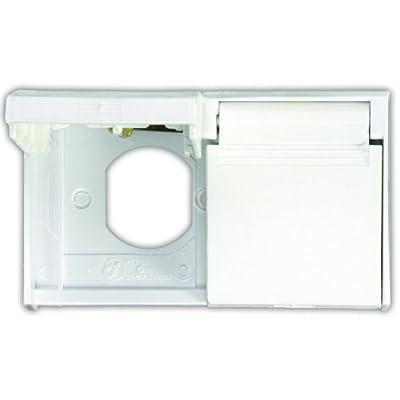 JR Products 47505 Weatherproof Duplex Outlet Covr: Automotive