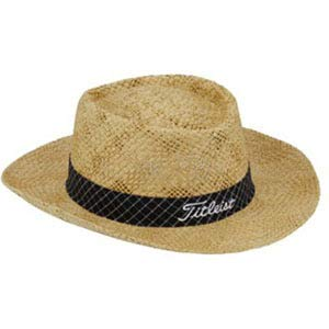 Image Unavailable. Image not available for. Colour  Titleist 2018 Men s  Straw Golf Hat ... bb8e3b92ebe
