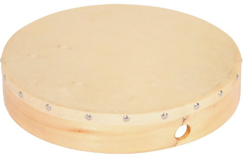 World Percussion HDR12 12In. Wood Hand Drum W/Head