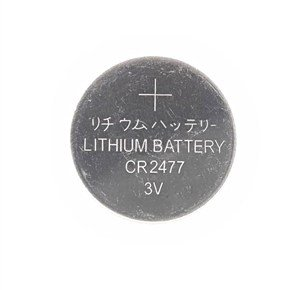 CR2477 3.0V Lithium Cell Button Battery (Lithium Package)