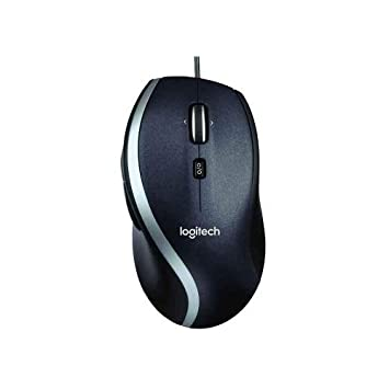 9491e798235 Logitech 910-003726 M500 Corded Mouse: Amazon.co.uk: Computers ...