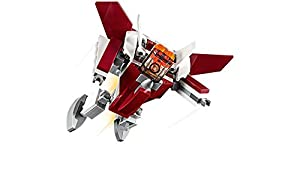 LEGO Creator 3in1 Futuristic Flyer 31086 Building Kit , New 2019 (157 Piece) (Color: Multi)
