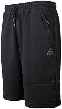 Peak Men's Cotton Active Athletic Shorts with Pockets