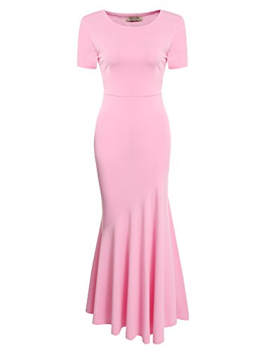 Elegant Mermaid Gown - 2