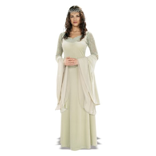 Arwen Deluxe Adult Costume (Lord of the Rings Queen Arwen Deluxe Adult Costume - One Size)