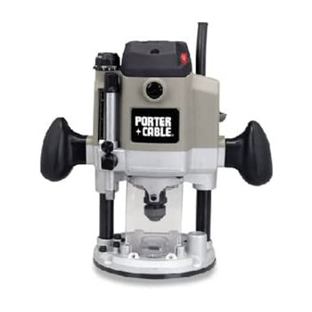 Porter Cable 8529 2 Hp Variable Speed Plunge Router