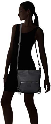 A Flash Tom Tracolla schwarz Elin Tailor Borse schwarz Donna Nero Ixgq41wx