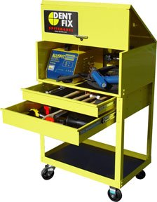 Dent Fix equipo dtf-df-900 a Alu-spot aluminio sistema de reparación de abolladuras: Amazon.es: Hogar