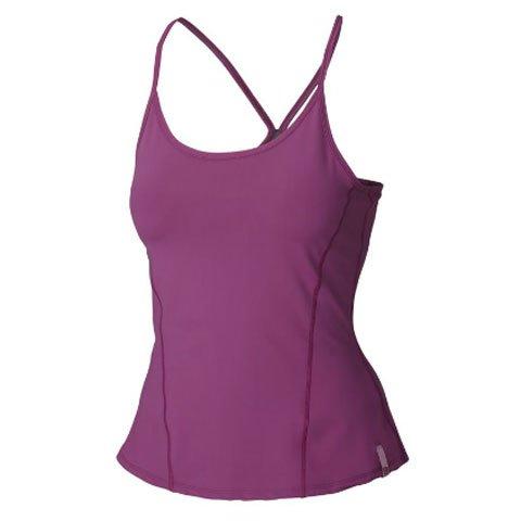 25451b2498e803 Amazon.com  Mountain Hardwear Nulana Tank - Women s Berry Jam Large ...