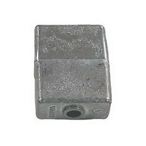 - New Johnson/Evinrude Zinc Anode Block for Outboards 393023 436745 18-6024