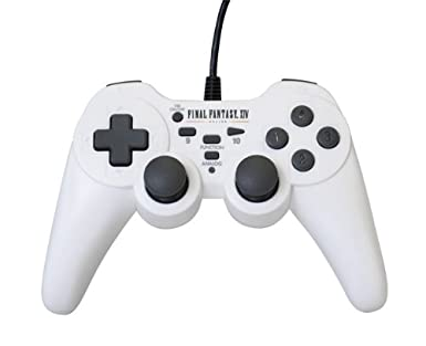 Final Fantasy XIV Online USB Wired Game Controller (PC