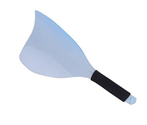 Arbre Creative Salon Hairdressing Hairspray Mask Shield Face Eyes Protector Cover (Blue)