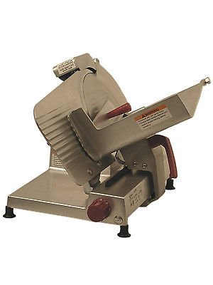 Axis Equipment AX-S10 ULTRA Meat Slicer with Adjustable Knob, 10