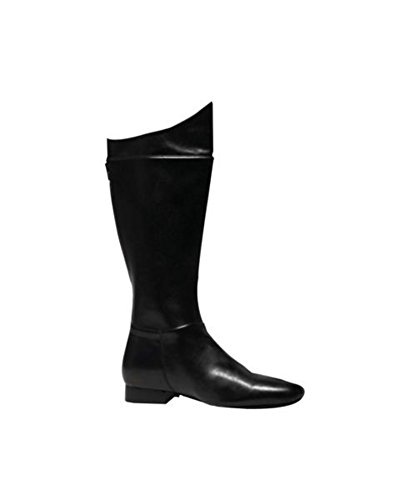 [Tall Super Hero Adult Boot - Medium] (Halloween Costumes Platform Shoes)