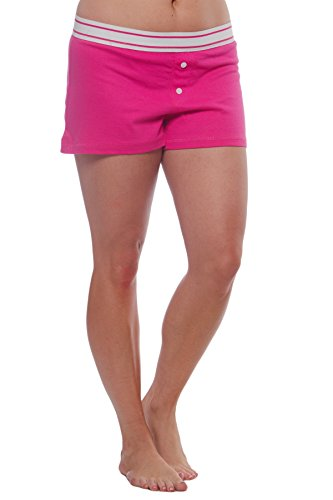 Alki'i Juniors Cheer Lounge Short Pink M (I Feel Good Button compare prices)
