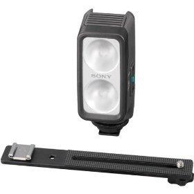 Sony HVL-20DMA 10-Watt and 20-Watt Dual Video Light for DCR-DVD 301 Camcorders by Sony